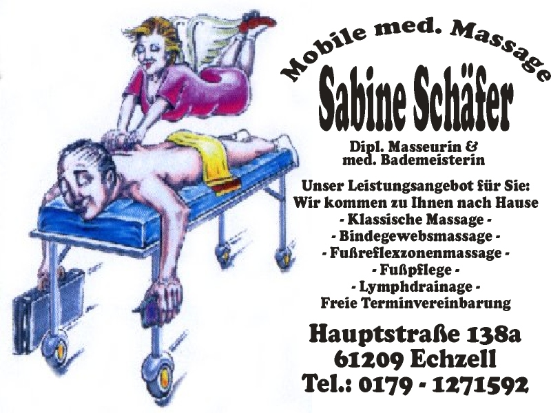 Mobile med. Massage